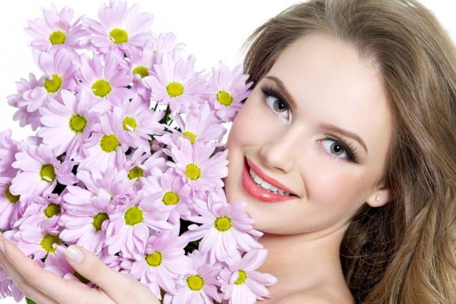 Видео поздравление имениннице на День рождения 1 - kwork.ru