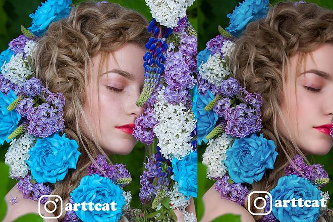 Профессиональная обработка и ретушь фотографий за 24 часа 14 - kwork.ru
