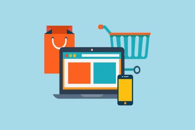 Видеокурс Основы E-commerce. Как создать успешный интернет-магазин 1 - kwork.ru