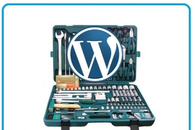 Создам сайт на Wordpress фото