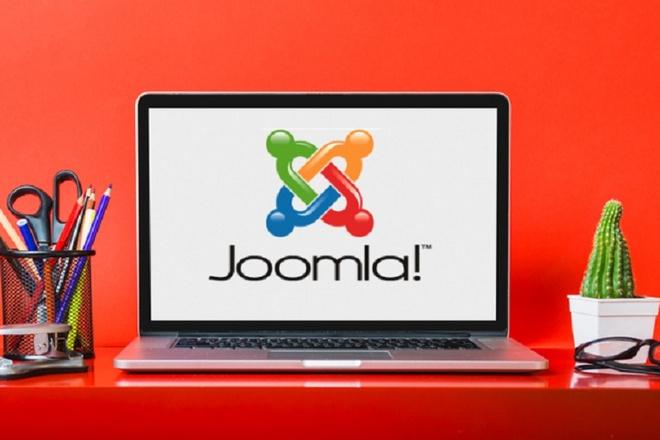 Помогаю вносить правки на сайт Joomla 1 - kwork.ru