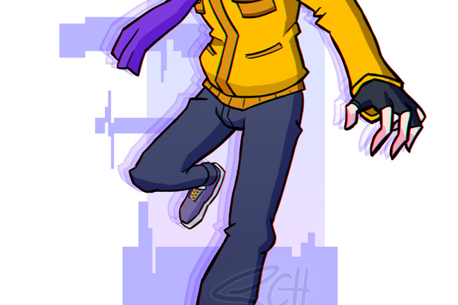 Нарисую вам персонажа или иллюстрацию 10 - kwork.ru