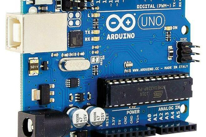 Разработка устройств или прошивок на Arduino, ATmega, stm32 фото