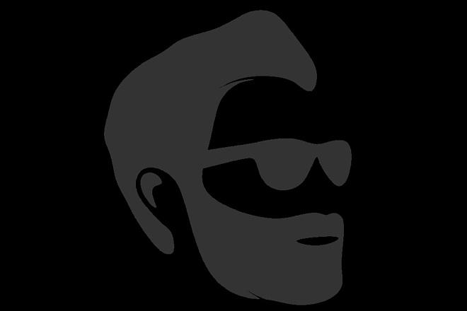 Дизайн вашего логотипа. Исходники PSD в подарок 4 - kwork.ru