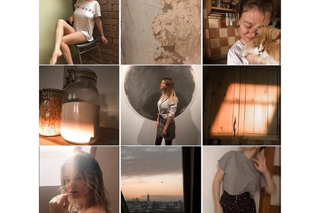 Обработаю фотографии для вашего блога Instagram 1 - kwork.ru