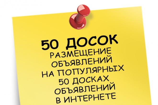 Размещу ваше объявления на 35 досках объявлений Украины 1 - kwork.ru