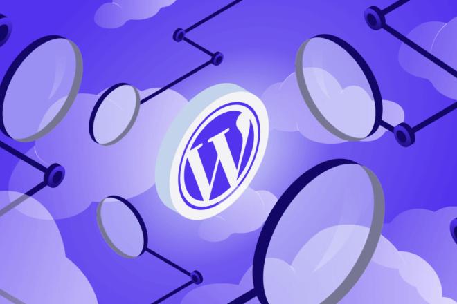 Установка любых плагинов и тем на CMS WordPress 1 - kwork.ru