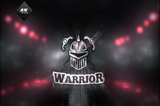 Сделаю синематик анимацию вашего логотипа 1 - kwork.ru