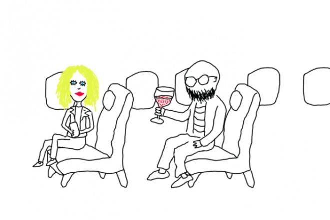 Быстро нарисую веселые иллюстрации 85 - kwork.ru