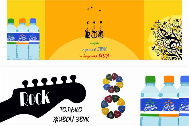 Баннер - создам дизайн 12 - kwork.ru