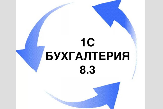 Обучаю работе в программе 1С Бухгалтерия 1 - kwork.ru