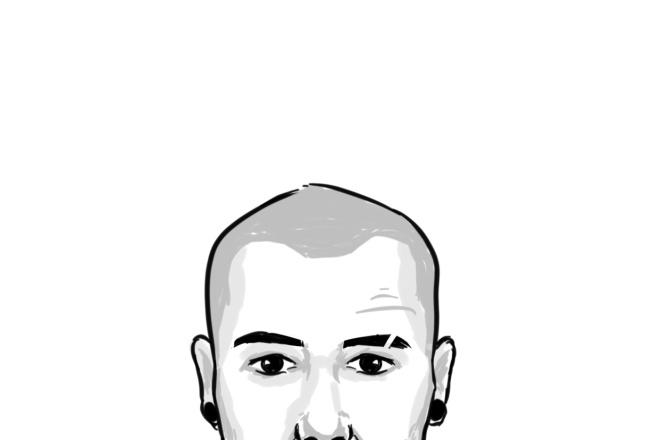 Нарисую ваш портрет в цифровом формате 5 - kwork.ru