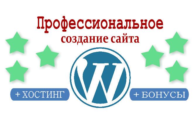 Создание сайта с профессиональным подходом с бонусами и хостингом 4 - kwork.ru