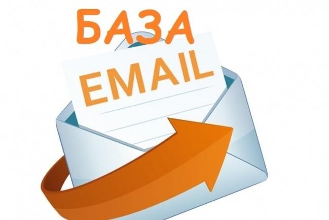 Соберу базу email с mail.ru и других почтовых сервисов 1 - kwork.ru