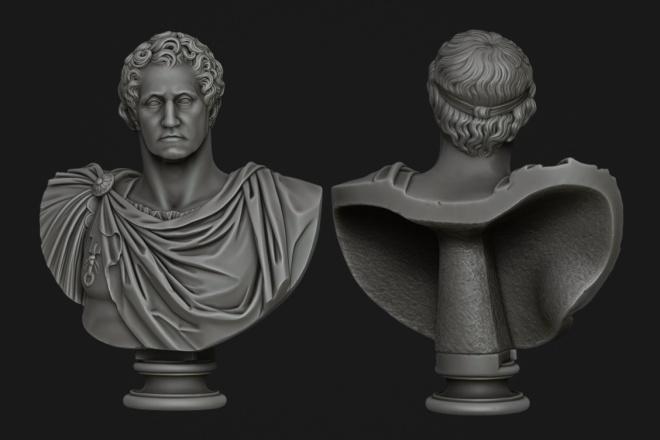 Создам 3D модель для печати или чпу 32 - kwork.ru
