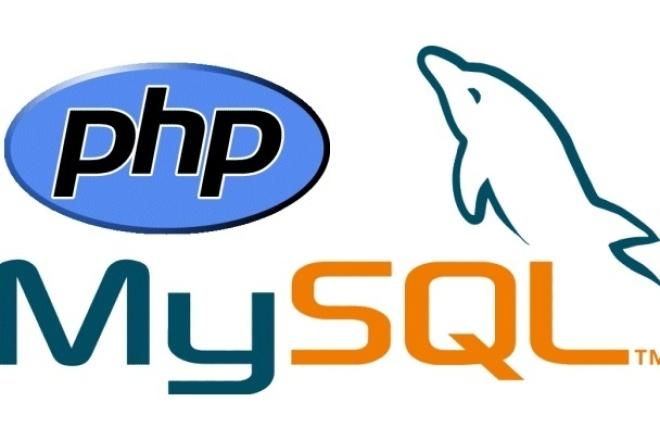 Написание, доработка PHP-скриптов 1 - kwork.ru