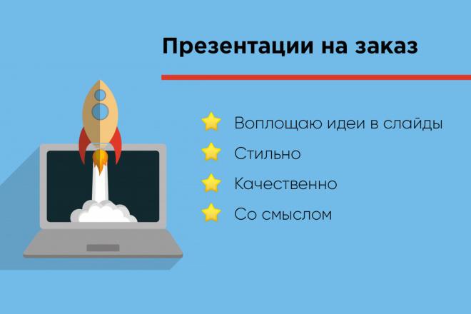 Создание презентации Power Point 26 - kwork.ru
