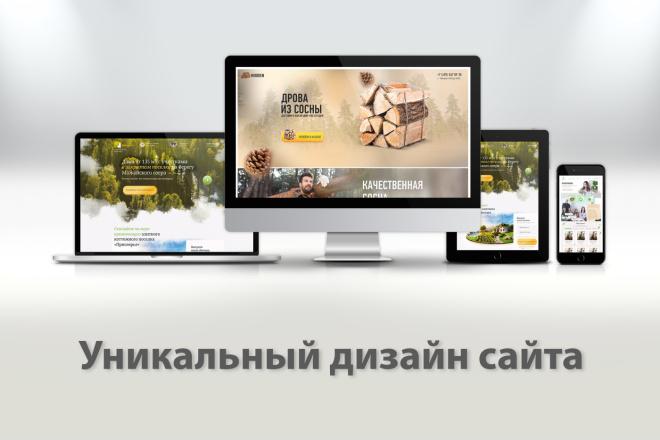 Дизайн лендинг пейдж 12 - kwork.ru