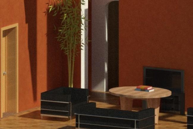 AutoCAD, 3D моделирование, визуализация 2 - kwork.ru