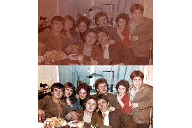 Восстановление старых фотографий 3 - kwork.ru