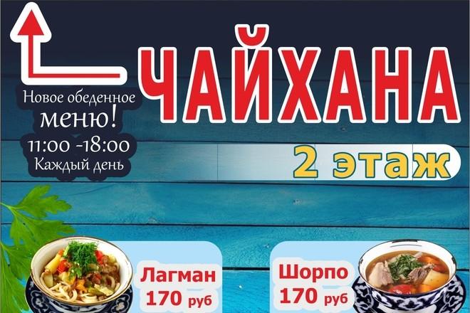 Дизайн баннера 46 - kwork.ru