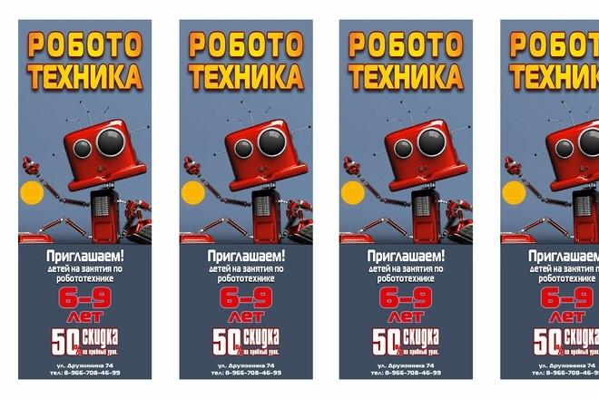 Дизайн баннера 47 - kwork.ru