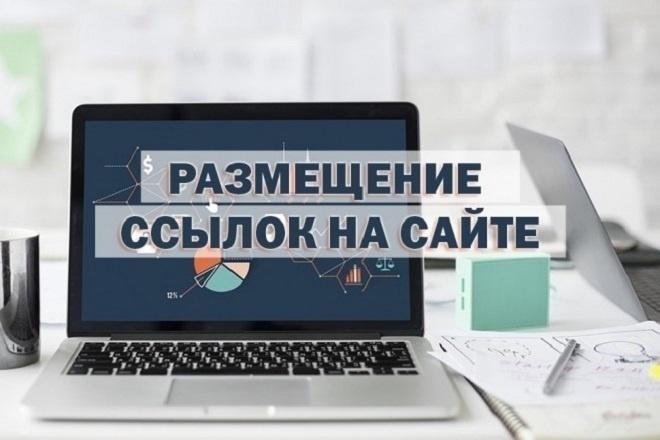 Размещение ваших ссылок на нашем сайте самоучитель создания своего сайта