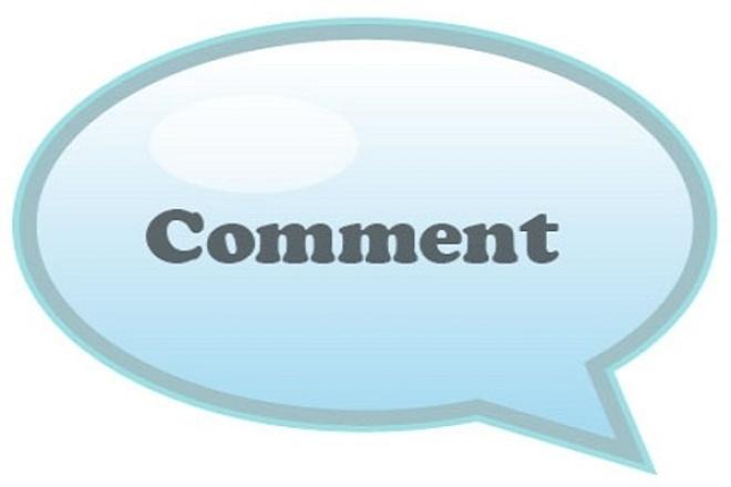20 развёрнутых комментариев на ваш сайт 1 - kwork.ru