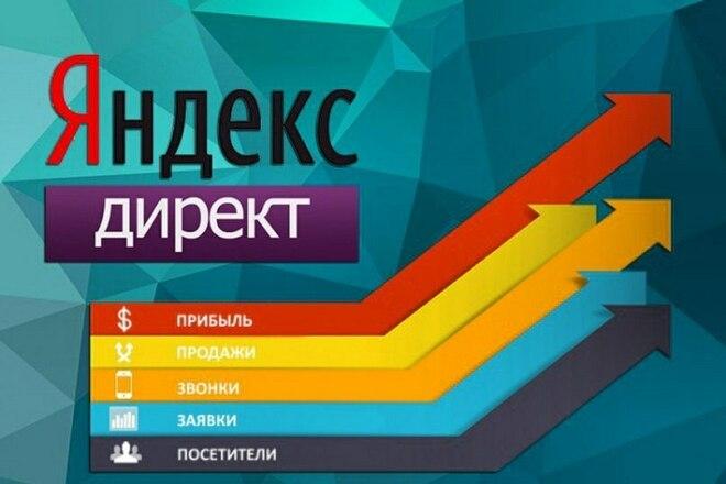 Ведение, настройка и сопровождение рекламных кампаний в Яндекс 1 - kwork.ru