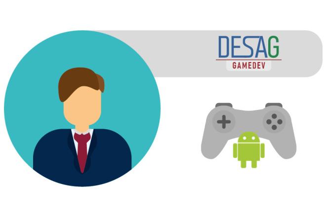 Сделаю игру на андроид 2 - kwork.ru