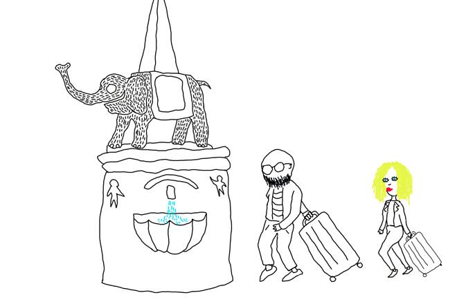 Быстро нарисую веселые иллюстрации 80 - kwork.ru