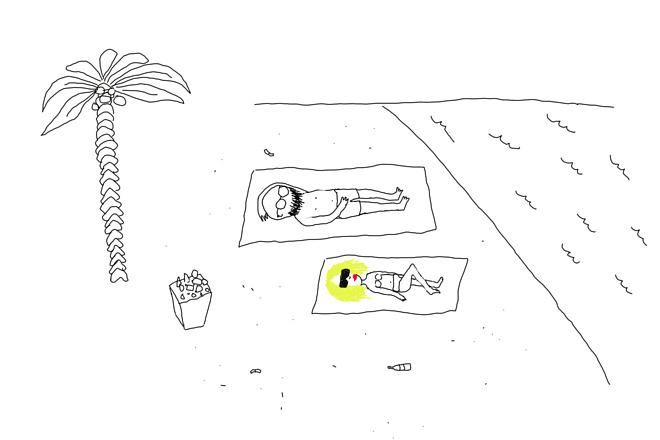 Быстро нарисую веселые иллюстрации 82 - kwork.ru