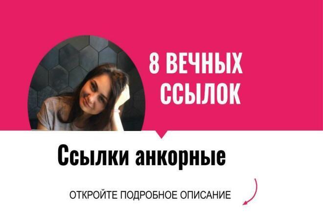 Ссылки анкорные. Размещу крауд анкорные ссылки на форумах 1 - kwork.ru