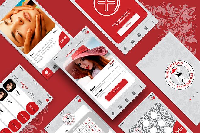 Дизайн Вашего приложения. iOS и Android 41 - kwork.ru