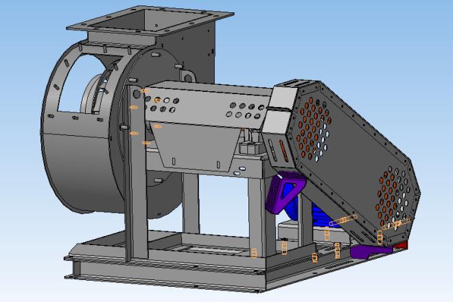 Создам 3D модель 8 - kwork.ru