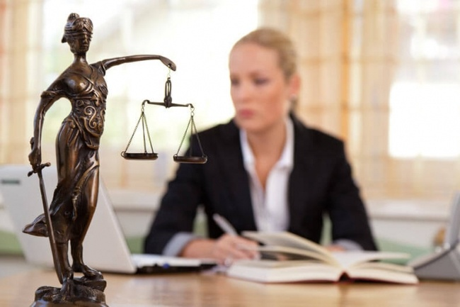 Квалифицированная юридическая помощь 1 - kwork.ru
