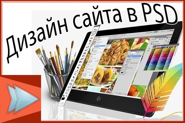 Веб-дизайн элемента сайта 5 - kwork.ru