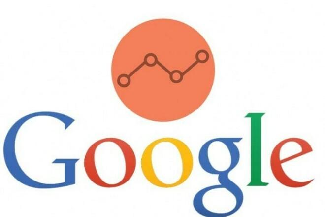 Подключу гугл аналитику к Вашему сайту 1 - kwork.ru