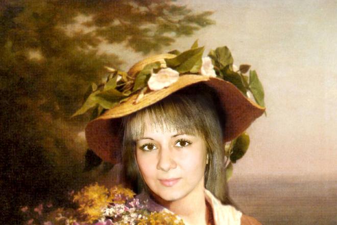 Фотомонтаж изображений 10 - kwork.ru