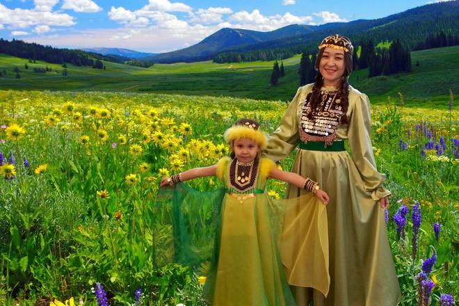 Фотомонтаж изображений 14 - kwork.ru