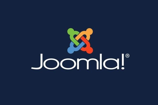 5 любых премиум шаблонов или модификаций или компонентов на Joomla 4 - kwork.ru