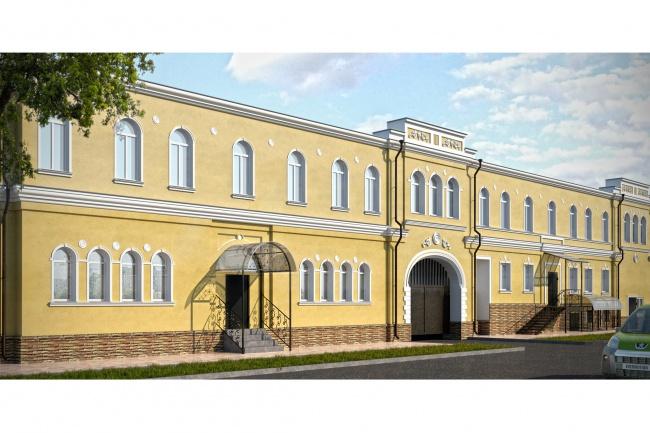 Моделирование и архитектурная визуализация 4 - kwork.ru