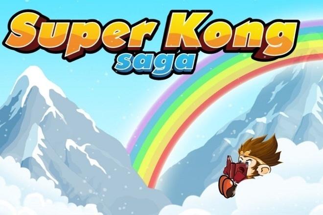 Исходник игры Super Kong. Unity 5.5 1 - kwork.ru