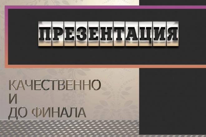 Создам презентацию 11 - kwork.ru
