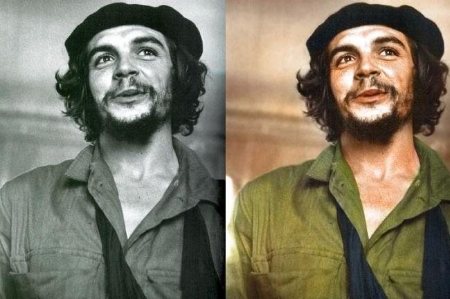 Реставрация старых фото, раскраска фото 1 - kwork.ru