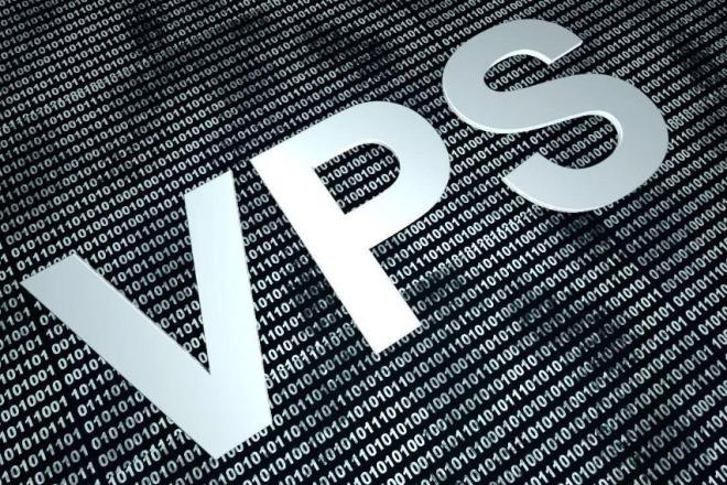VPS + Панель управления сервером 1 - kwork.ru