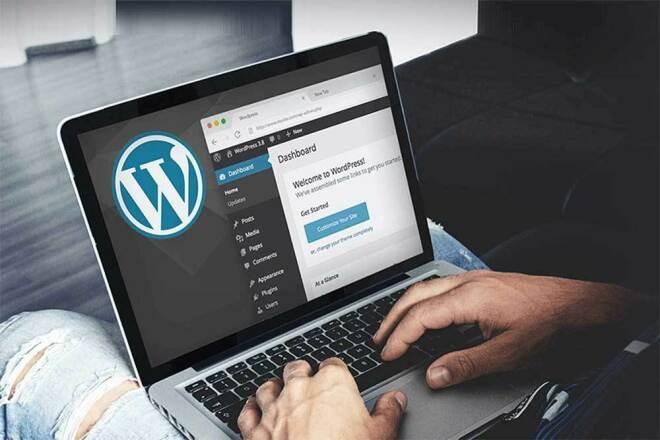 Анализ вашего сайта на Wordpress 1 - kwork.ru