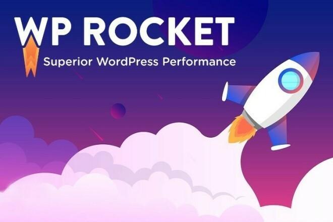 Плагин WP Rocket версия 3.3. 5.2 WordPress на русском 1 - kwork.ru