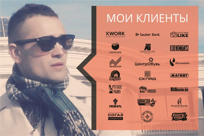 Создаю крутые дизайны карманных календарей 1 - kwork.ru