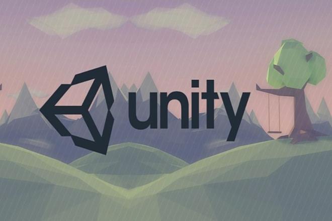 Напишу скрипт для Unity3D 2 - kwork.ru